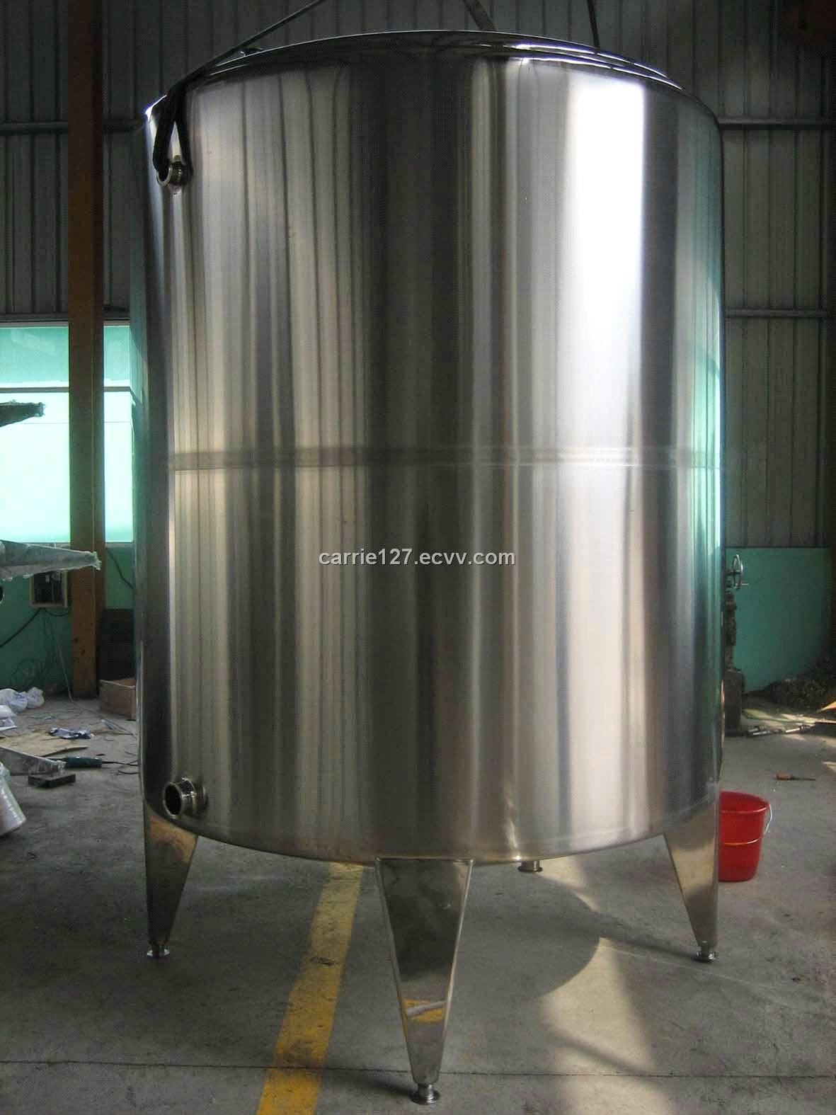 China Manufacturer with main products Stainless Steel Tank, Mixing Vessel, Storage Tank, Tank