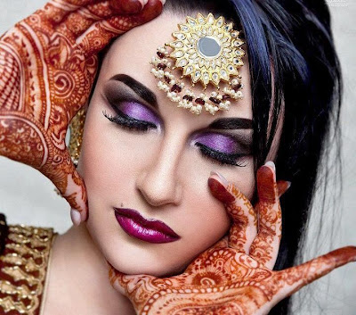 Latest Indian Arabic Mehndi Dessigns Collection 2013