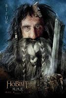 the hobbit bifur poster