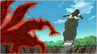 โอโรจิมารุ VS นารูโตะ