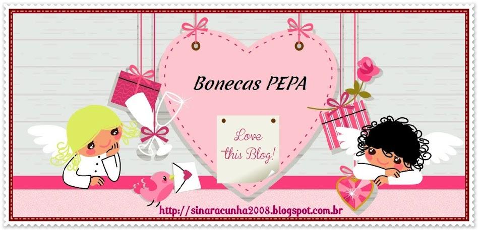 BONECAS PEPA