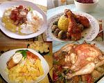 Fripturi, gratare si alte preparate din carne