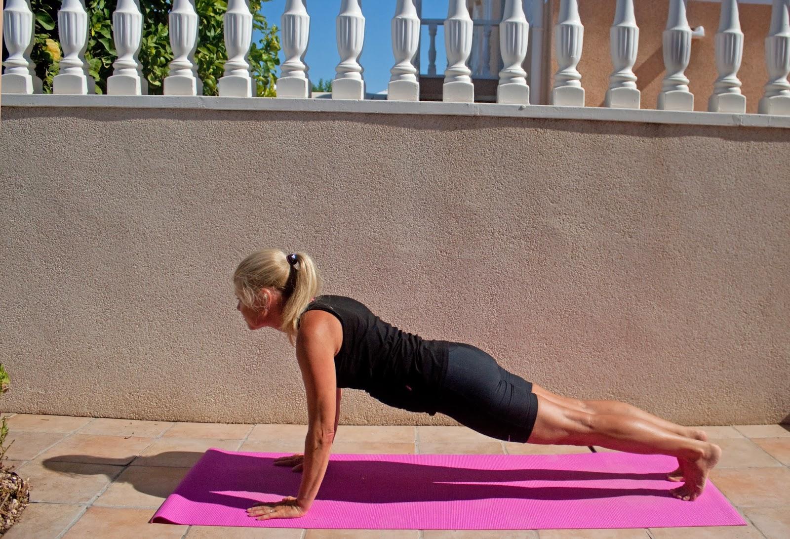 gå ner i vikt med yoga