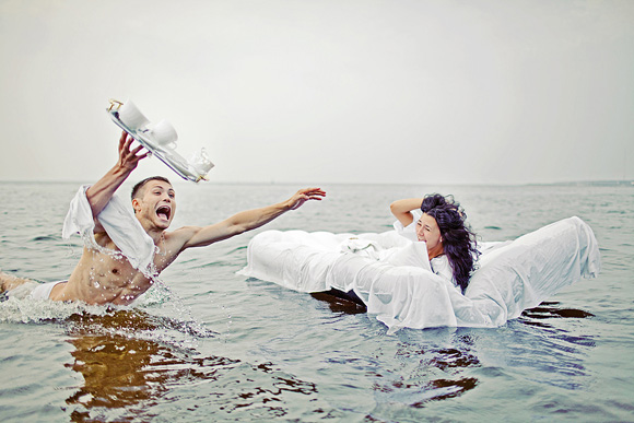 Trash the Dress Ideas