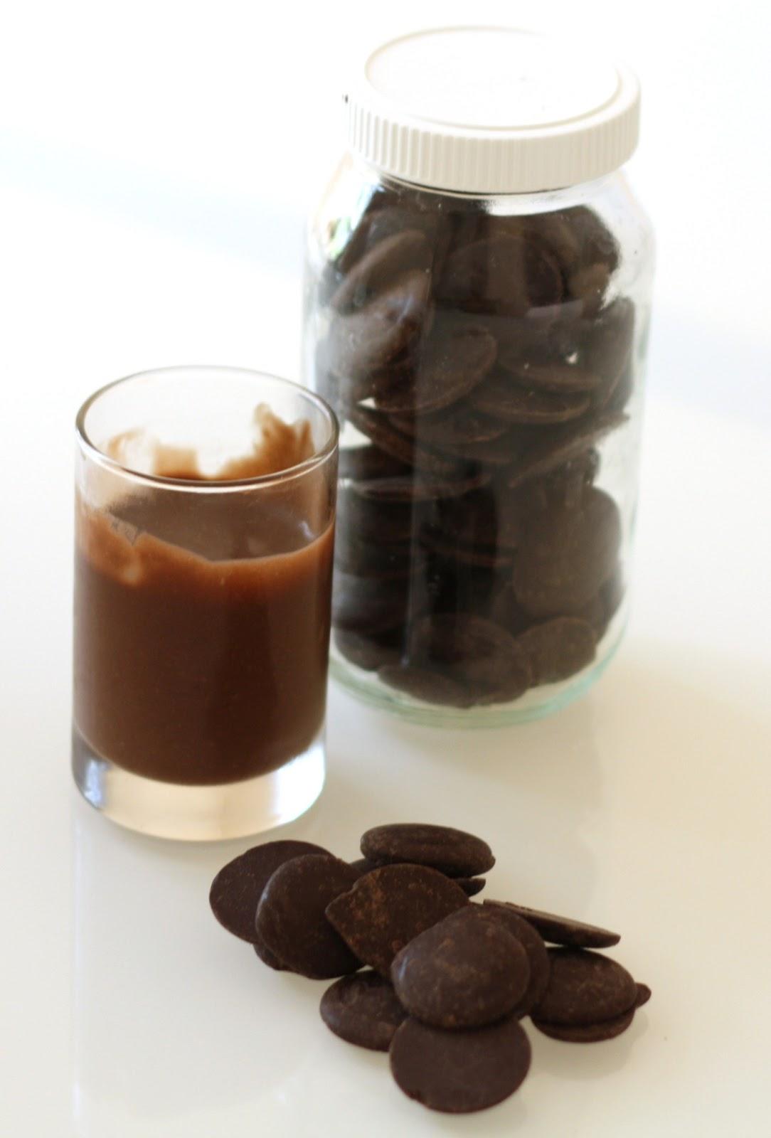 Creme Patissiere au Chocolat (French Custard) - Mademoiselle ...