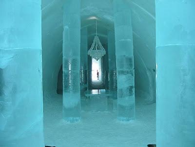 Ice Hotel Stills