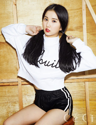 Gfriend Eunha Ceci April 2015