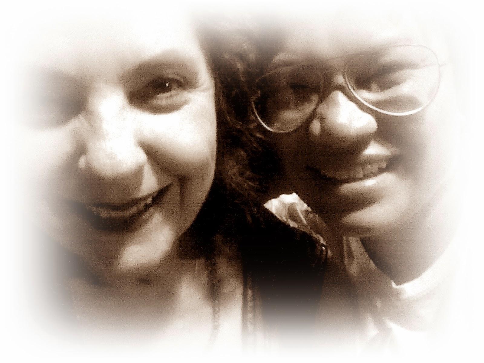 Eu e a queridíssima Regina Machado