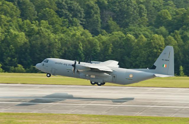 Indian C 130JSuperHercules
