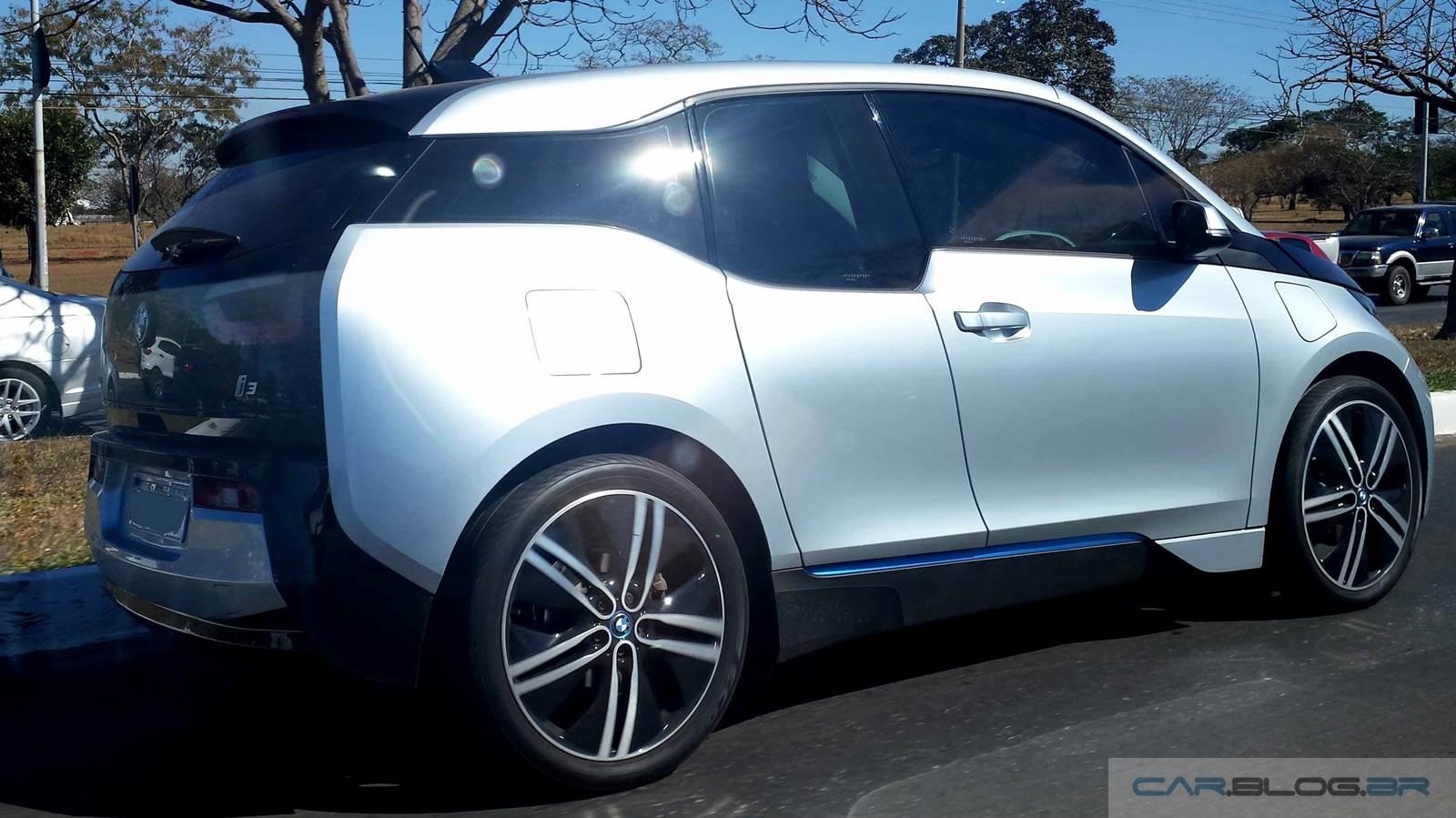 BMW i3 - elétrico