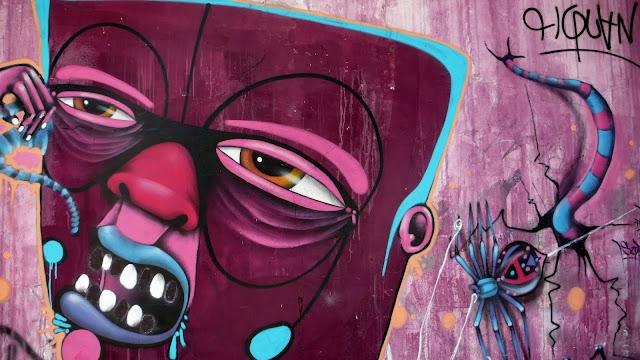 street art in santiago de chile barrio brasil arte callejero by piguan