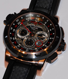 Montre Carl F. Bucherer Patravi TravelTec FourX