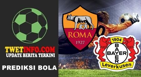 Prediksi Roma vs Bayer Leverkusen
