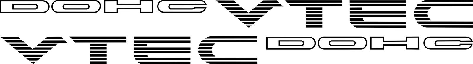 Pin Vtec-dohc-vector-logo on Pinterest  Honda