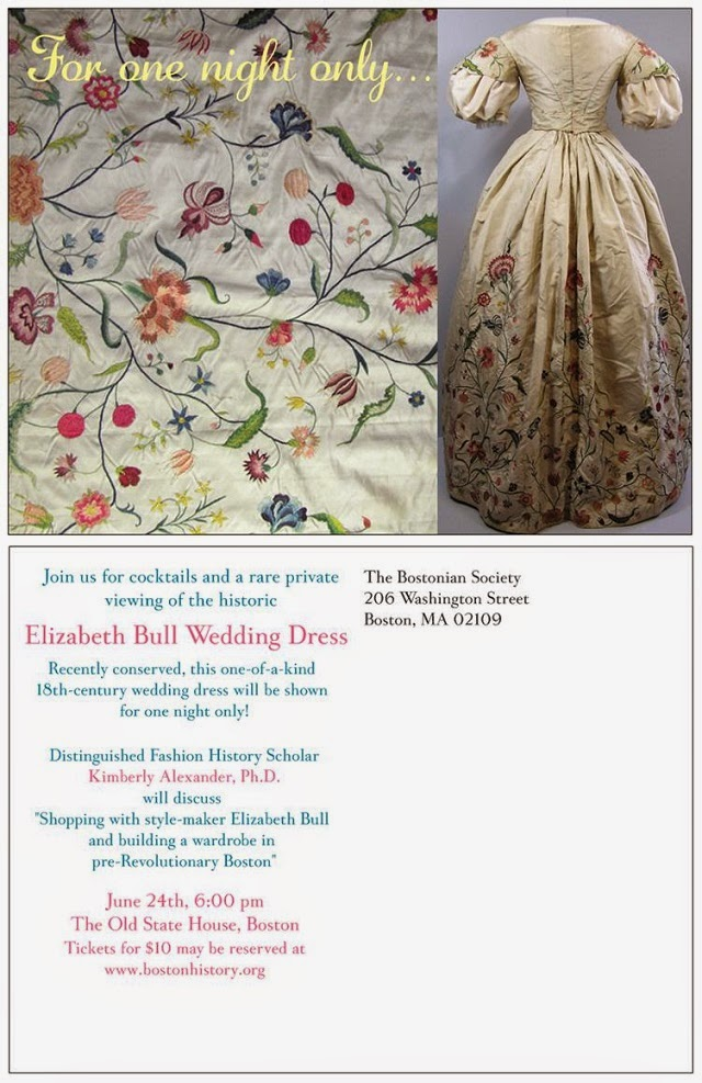 Silkdamask A Special Evening With Elizabeth Bull S 1735