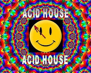 Acid house zene