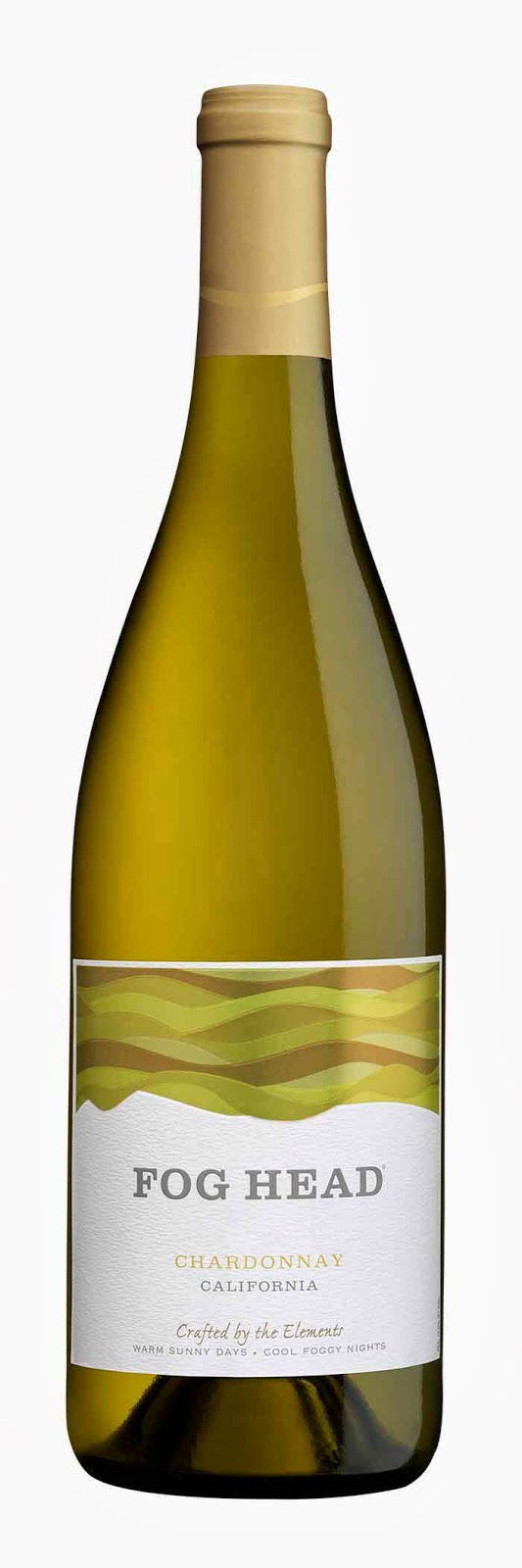 Fog Head Chardonnay 2012 California bottle