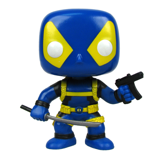 X-Men Deadpool Pop! Marvel Vinyl Figure by Funko