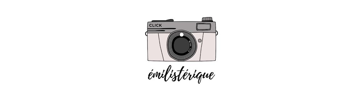 Emilistérique - Le blog
