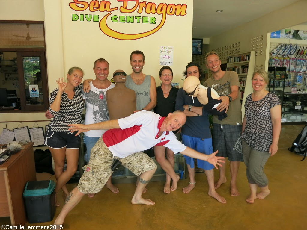 EFR Instructor course in Khao Lak