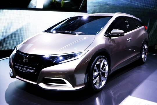 2017 Honda Civic Concept