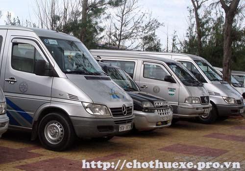 Cho thuê xe giá rẻ, xe tháng, xe du lịch tại Hà Nội