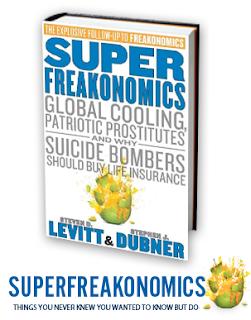 Super Freakonomics: o que estou lendo. #1