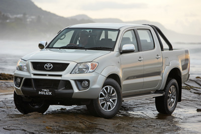 New Toyota Hilux launched