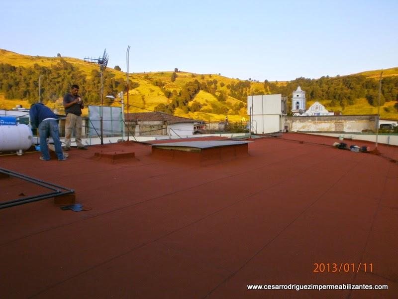 Soluciones inmediatas en impermeabilización y pintura s.a. de c.v. ...