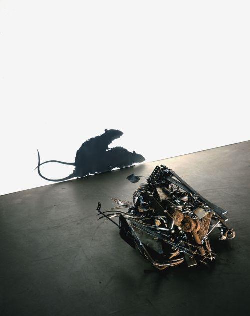 esculturas sombras imagens tim noble e sue webster
