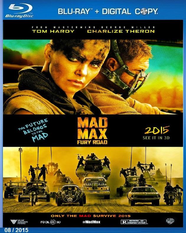 [MASTER แท้มาแล้ว 1080P HQ] MAD MAX : FURY ROAD (2015) เมดแม็กซ์ ถนนโลกันตร์ [MASTER][1080P HQ] [เสียงไทยมาสเตอร์ 5.1]