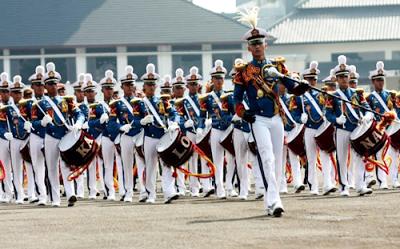 Pengumuman Penerimaan Akademi Militer TNI 2013
