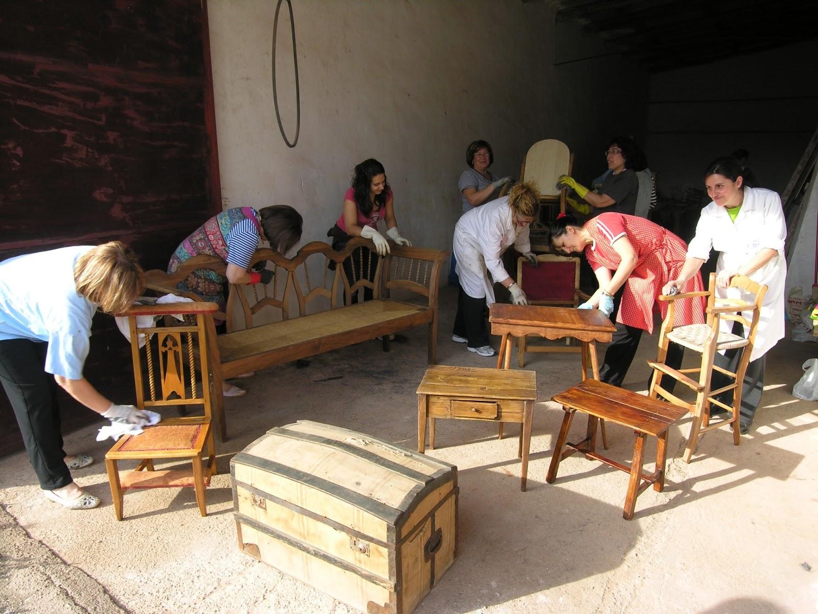 taller de restauracion de muebles dise os
