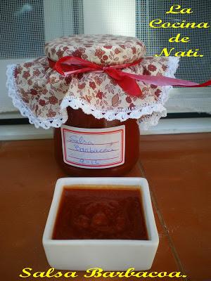 La cocina de nati salsa barbacoa for Salsa barbacoa ingredientes