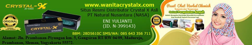 Distributor Crystal X