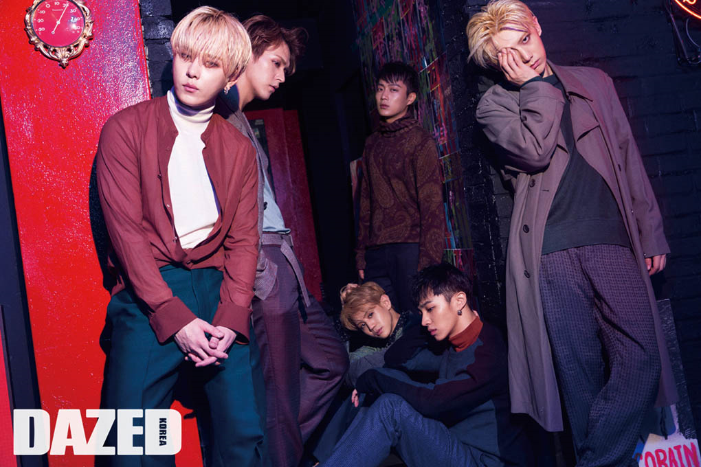 Beast Korean Boy Group