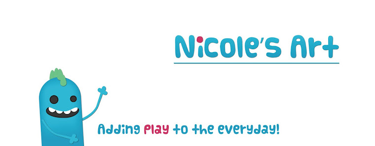 Nicole's Art - Adding play to the everyday!