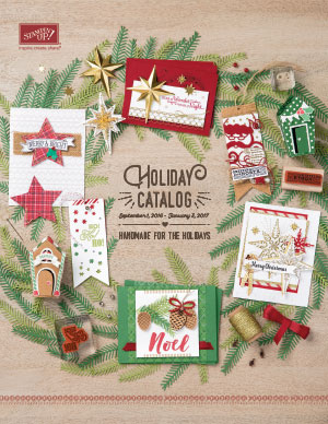 NEW!! Holiday Catalog