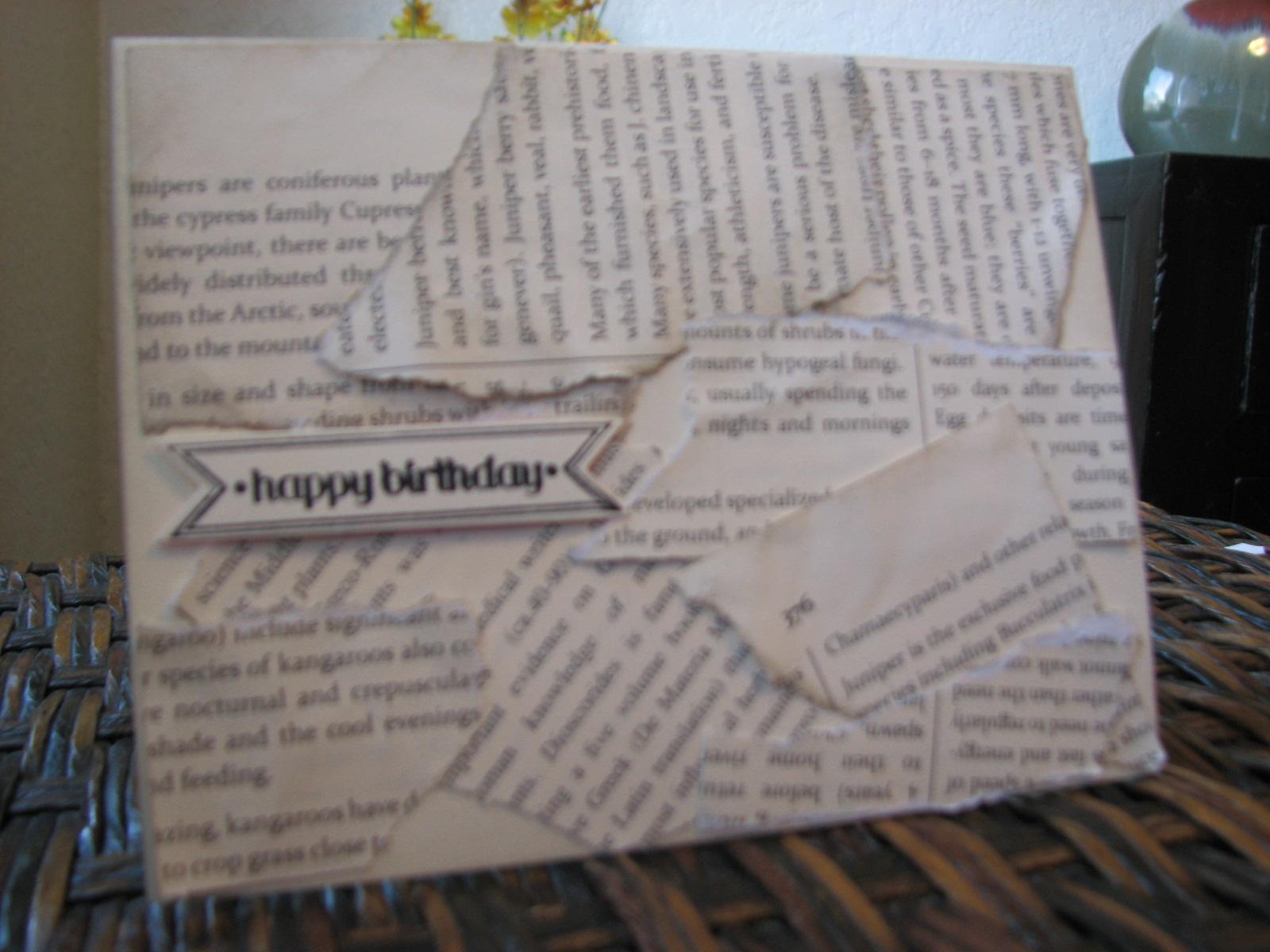 Two Rosie Cheeks Book Birthday Card – Birthday Card Book