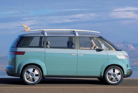 2010 Volkswagen Microbus