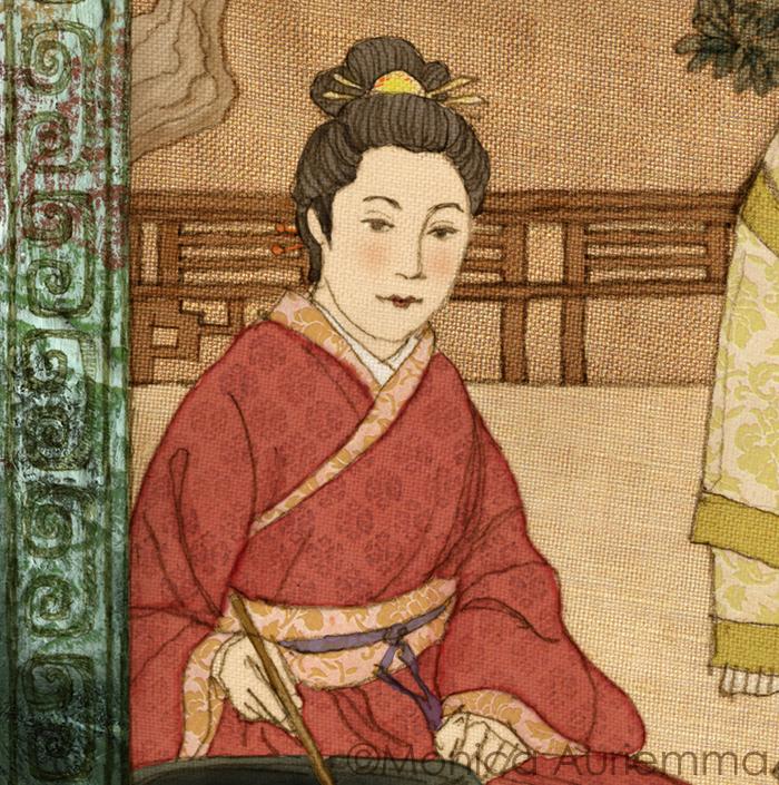 illustrazione-pittura-cinese-Wordsmith-monicauriemma