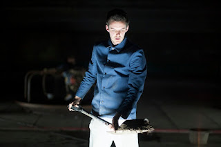 Simon Kent in Bow Down by The Opera Group, photo - Simon Jay Price