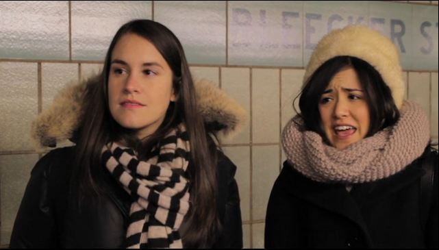 SRSLY subway video