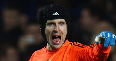 Petr Cech on the UEFA Europa League