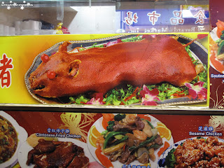 pig, chinese food, food, asian food, chinatown,