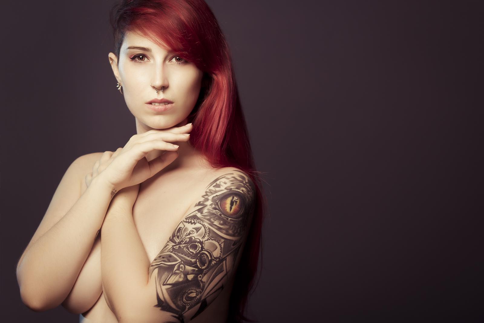 Ser modelo modelo alternativa - Fotografia desnudo masculino ...