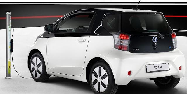 Official 2013 Toyota iQ EV City Car Review ~ Auto Car
