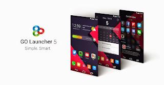 GO Launcher EX Prime APK v5.07 Build 342