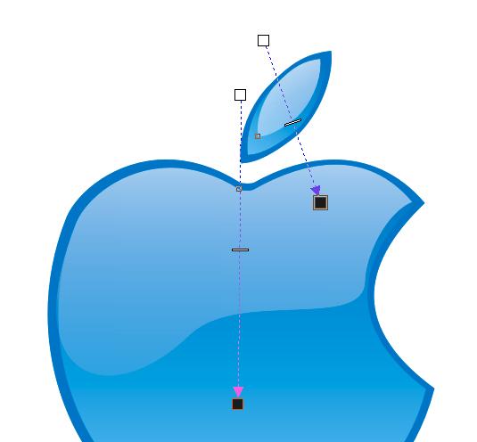 10. lalu berikan efek transparant dengan transparant tool yang berada ...