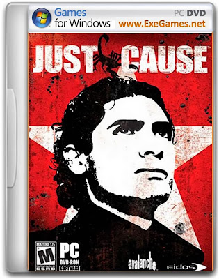 Just Cause 1 Game